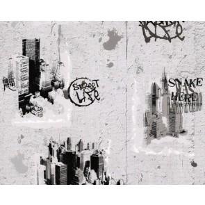 Ταπετσαρία Τοίχου Τοίχος - AS Creation, Boys and Girls 6 - Decotek 684011