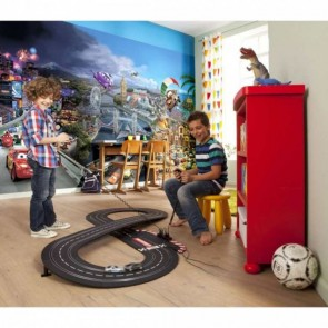 Παιδική Φωτοταπετσαρία Τοίχου Cars - Komar - Decotek 8-400