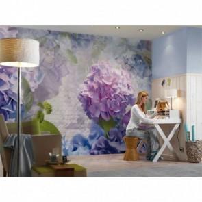 Φωτοταπετσαρία Τοίχου Λουλούδια - Komar - Decotek 8-705