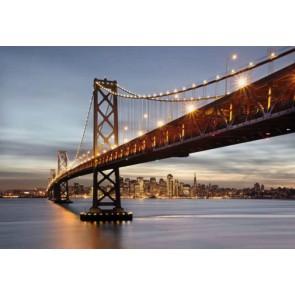 Φωτοταπετσαρία Τοίχου Γέφυρα του Μπρούκλιν - Komar - Decotek 8-733