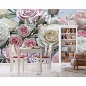 Φωτοταπετσαρία Τοίχου Λουλούδια - Komar - Decotek 8-736