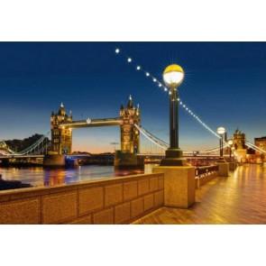 Φωτοταπετσαρία Τοίχου Γέφυρα του Λονδίνου - Komar - Decotek 8-927