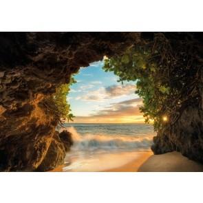 Φωτοταπετσαρία Τοίχου Σπηλιά στην Θάλασσα  - Komar - Decotek 8-984