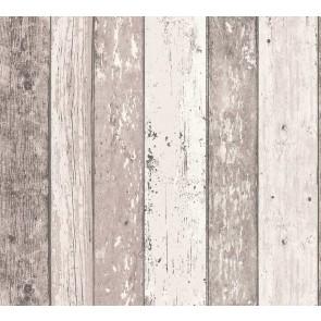 Ταπετσαρία Τοίχου Ξύλο - AS Creation, Best of Wood 'n' Stone - Decotek 855053