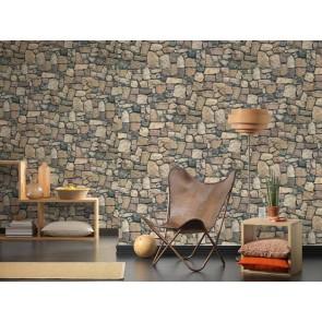 Ταπετσαρία Τοίχου Πέτρα - AS Creation, Best of Wood 'n' Stone - Decotek 859532