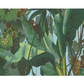 Ταπετσαρία Τοίχου Φλοράλ, Φυτά   - AS Creation,Simply Decor - Decotek 958981