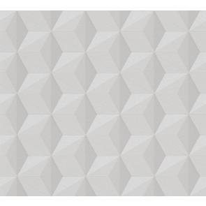 Μοντέρνα Ταπετσαρία Τοίχου Γεωμετρικά Σχέδια  – AS Creation, New Life – Decotek 962551
