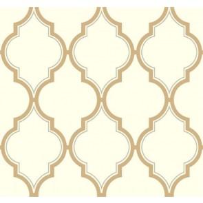 Ταπετσαρία Τοίχου Γεωμετρικά Σχέδια - York Wallcoverings, Kashmir - Decotek BH8334