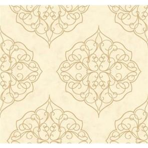 Κλασική Ταπετσαρία Τοίχου - York Wallcoverings, Kashmir - Decotek BH8340