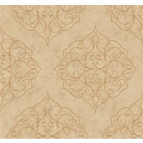 Κλασική Ταπετσαρία Τοίχου - York Wallcoverings, Kashmir - Decotek BH8341