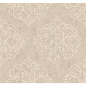 Κλασική Ταπετσαρία Τοίχου - York Wallcoverings, Kashmir - Decotek BH8345