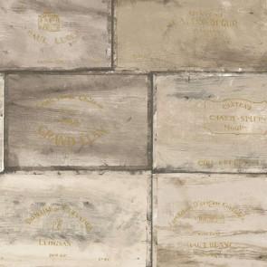Ταπετσαρία Τοίχου Κιβώτια Κρασιού - Galerie, Kitchen Style 3 - Decotek CK36614