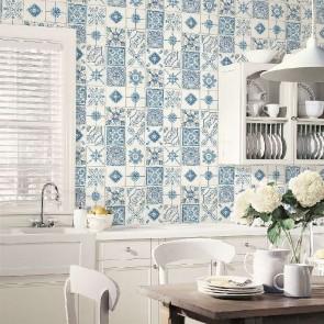 Ταπετσαρία Τοίχου Πλακάκι - Galerie, Kitchen Style 3 - Decotek CK36622