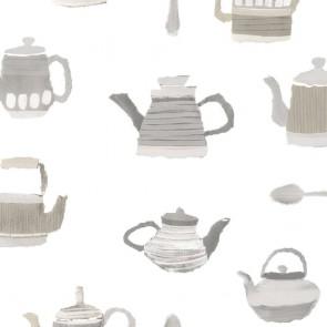 Ταπετσαρία Τοίχου Τσαγιέρες - Galerie, Kitchen Style 3 - Decotek CK36634
