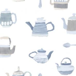 Ταπετσαρία Τοίχου Τσαγιέρες - Galerie, Kitchen Style 3 - Decotek CK36635