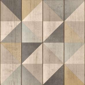 Ταπετσαρία Τοίχου Ξύλο - Grandeco, Exposure - Decotek ep3101