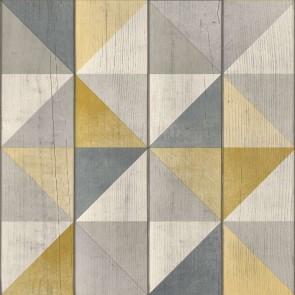Ταπετσαρία Τοίχου Ξύλο - Grandeco, Exposure - Decotek ep3104