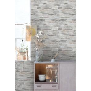Ταπετσαρία Τοίχου Πέτρα - Grandeco, Exposure - Decotek ep3203