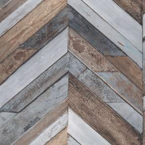 Ταπετσαρία Τοίχου Ξύλο - Grandeco, Exposure - Decotek ep3401