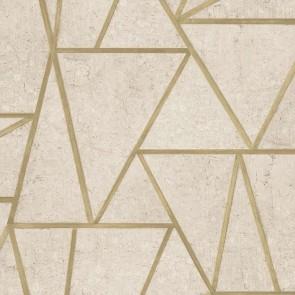 Ταπετσαρία Τοίχου Γεωμετρικά σχήματα - Grandeco, Exposure - Decotek ep3702
