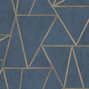 Ταπετσαρία Τοίχου Γεωμετρικά σχήματα - Grandeco, Exposure - Decotek ep3704