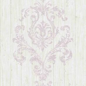 Ταπετσαρία Τοίχου Μπαρόκ Ξύλο - Grandeco, Façade - Decotek fc2208