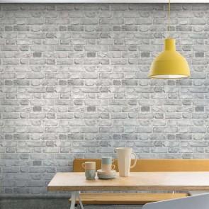 Ταπετσαρία Τοίχου Τούβλο - Grandeco, Façade - Decotek fc2503