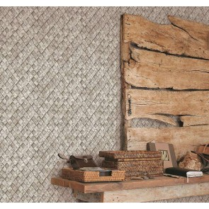 Ταπετσαρία Τοίχου Μέταλλο - Galerie, Grunge - Decotek G45337