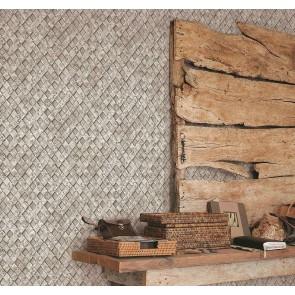 Ταπετσαρία Τοίχου Μέταλλο - Galerie, Grunge - Decotek G45338