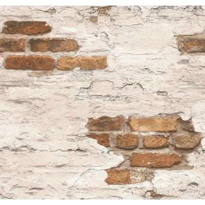 Ταπετσαρία Τοίχου Τούβλα - Galerie, Grunge - Decotek G45352