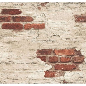 Ταπετσαρία Τοίχου Τούβλα - Galerie, Grunge - Decotek G45354