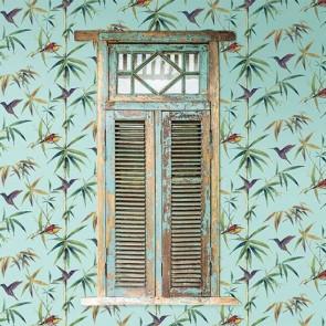Ταπετσαρία Τοίχου Κλαδιά - Galerie, Global Fusion - Decotek G56410