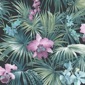 Ταπετσαρία Τοίχου Τροπικά φυτά - Galerie, Global Fusion - Decotek G56433