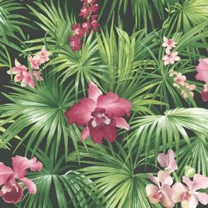 Ταπετσαρία Τοίχου Τροπικά φυτά - Galerie, Global Fusion - Decotek G56435