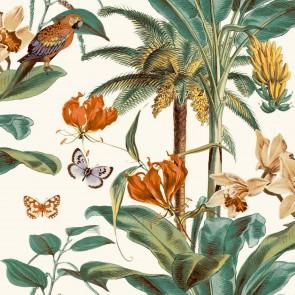 Φλοράλ Ταπετσαρία Τοίχου – Grandeco, Jungle Fever  – Decotek jf2002