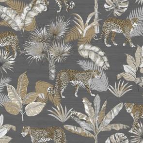 Φλοράλ Ταπετσαρία Τοίχου – Grandeco, Jungle Fever  – Decotek jf2103