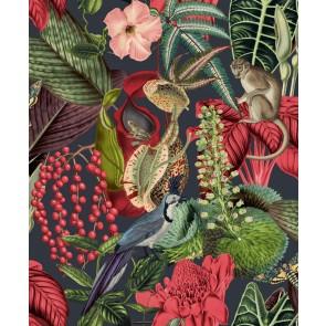 Φλοράλ Ταπετσαρία Τοίχου – Grandeco, Jungle Fever  – Decotek jf2201