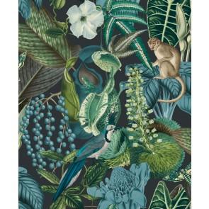 Φλοράλ Ταπετσαρία Τοίχου – Grandeco, Jungle Fever  – Decotek jf2202