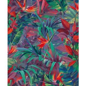 Φλοράλ Ταπετσαρία Τοίχου – Grandeco, Jungle Fever  – Decotek jf2301
