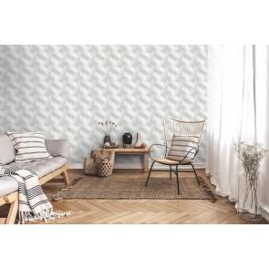 Ταπετσαρία Τοίχου Κύβοι,3D Γεωμετρικά Σχέδια – Grandeco, Jungle Fever  – Decotek jf3302