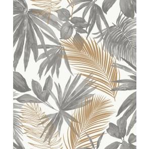 Ταπετσαρία Τοίχου Φλοράλ – Grandeco, Jungle Fever  – Decotek jf3601