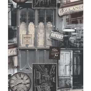 Ταπετσαρία Τοίχου Vintage - Ugepa, Faux Semblant - Decotek L13409