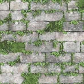Ταπετσαρία Τοίχου Τούβλα - Ugepa, Horizons - Decotek L56804
