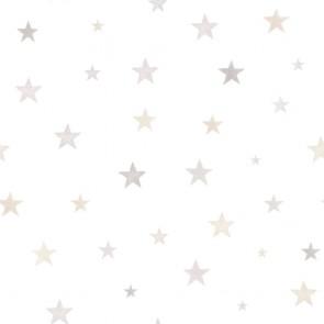 Ταπετσαρία Τοίχου Αστέρια - Grandeco, Little Ones - Decotek lo2701