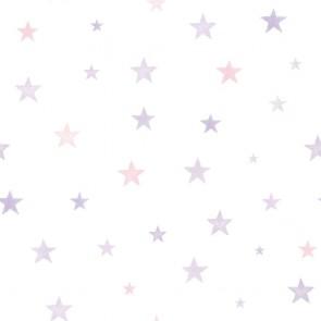 Ταπετσαρία Τοίχου Αστέρια - Grandeco, Little Ones - Decotek lo2702