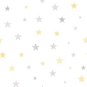 Ταπετσαρία Τοίχου Αστέρια - Grandeco, Little Ones - Decotek lo2703