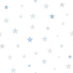 Ταπετσαρία Τοίχου Αστέρια - Grandeco, Little Ones - Decotek lo2704