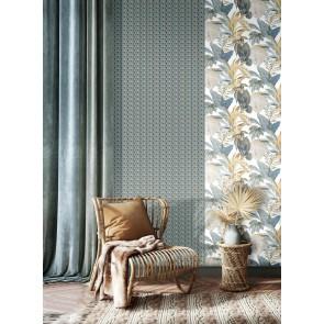 Ταπετσαρία Τοίχου Φλοράλ – Parato, Casa Mood– Decotek p27014  (1005x53cm)
