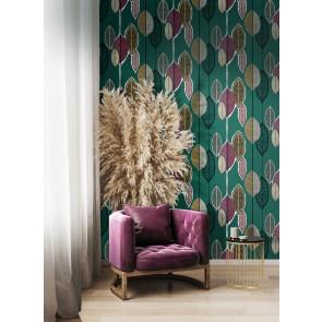 Ταπετσαρία Τοίχου Μοντέρνο Φλοράλ – Parato, Casa Mood– Decotek p27019  (1005x53cm)