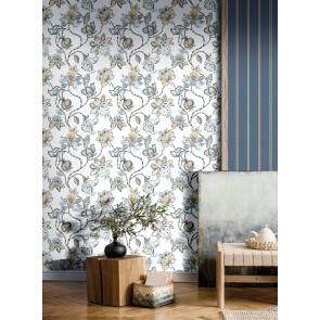 Ταπετσαρία Τοίχου Φλοράλ – Parato, Casa Mood– Decotek p27021  (1005x53cm)